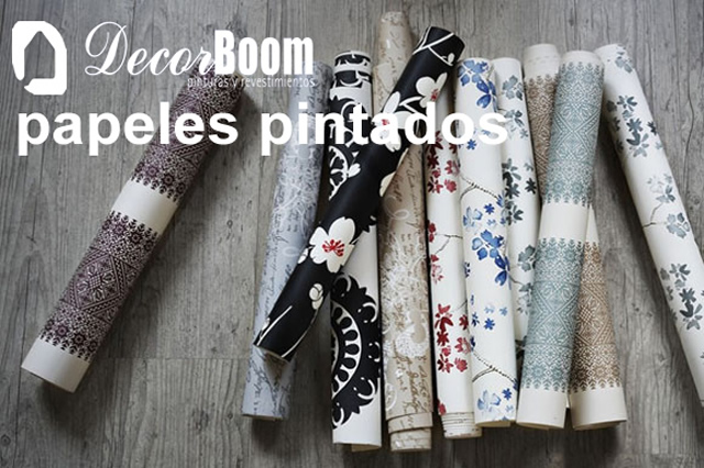 decorboom papeles pintados