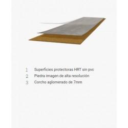 Tarima Ecológica Stone Pure - Mod.- Azulejo Forest Composición
