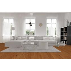 Amorim Wise Tarima Ecológica Wood Inspire - Mod.- Chocolate Brown Oak instalado