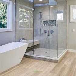 Amorim Wise Tarima Ecológica Wood Inspire - Mod.- Ocean Oak instalación