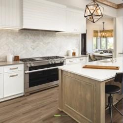 Amorim Wise Tarima Ecológica Wood Inspire - Mod.- Quartz Oak instalación