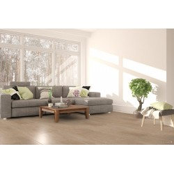 Amorim Wise Tarima Ecológica Cork Inspire - Mod.- Fashionable Cement instalación