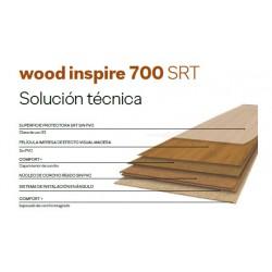 Amorim Wise Tarima Ecológica Cork Inspire estructura
