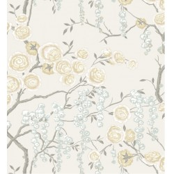 Papel Pintado NORA BLOOM de Lurson Ref. 4848-NOR3143