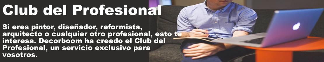 Club del profesional - Un servicio decorbom creado para vosotros